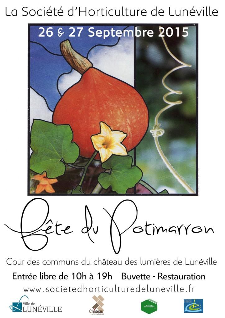 affiche potimarron 2015